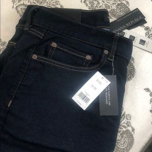 NWT Banana Republic denim